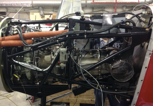 Legend Aircraft offers two (2) Turboprop engine options